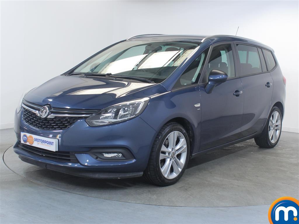 Vauxhall Zafira SRi - Stock Number (1020556) - Passenger side front corner