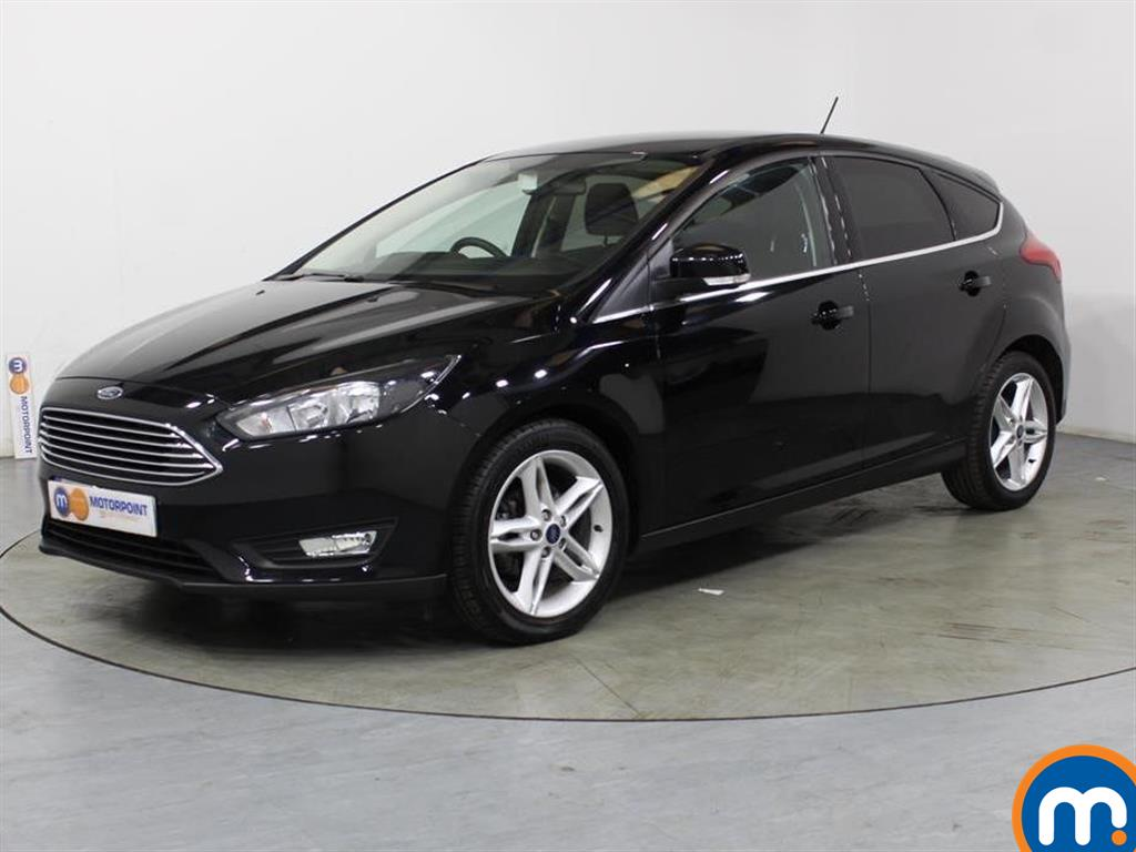 Ford Focus Zetec Edition - Stock Number (1005651) - Passenger side front corner