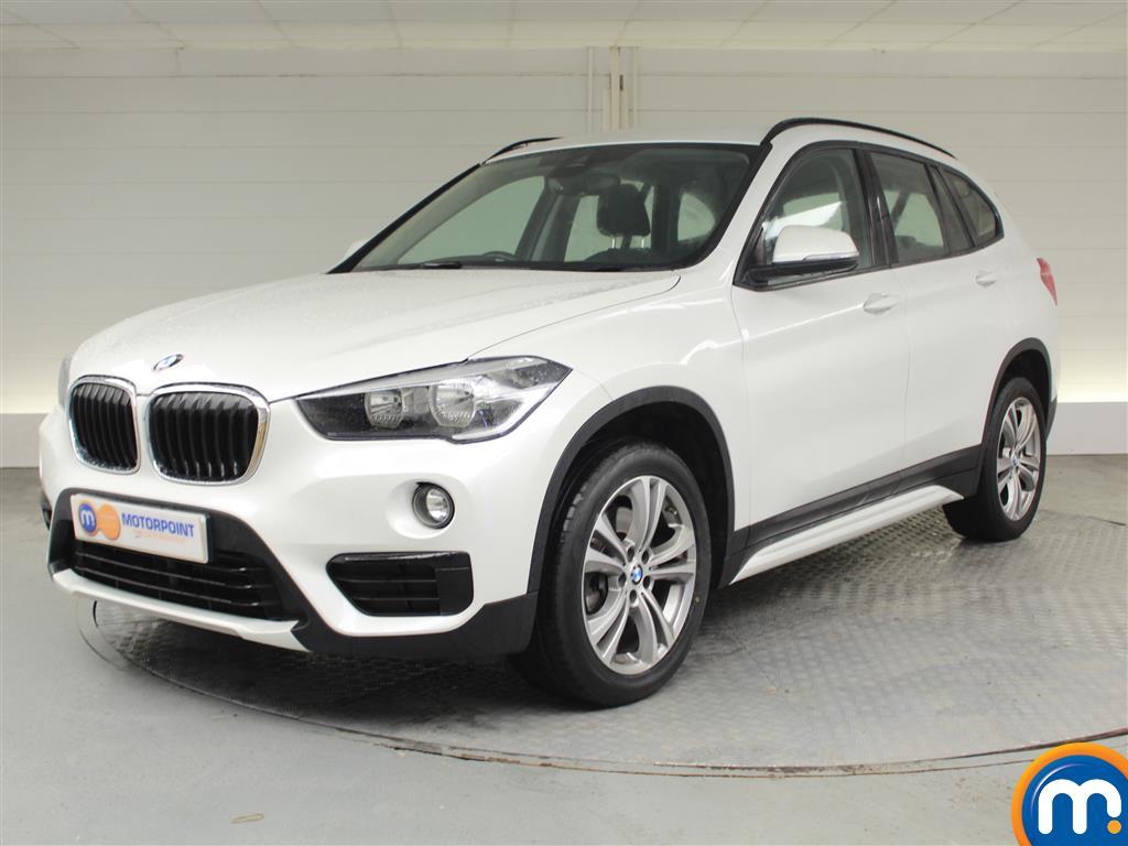 BMW X1 Sport - Stock Number (1032069) - Passenger side front corner