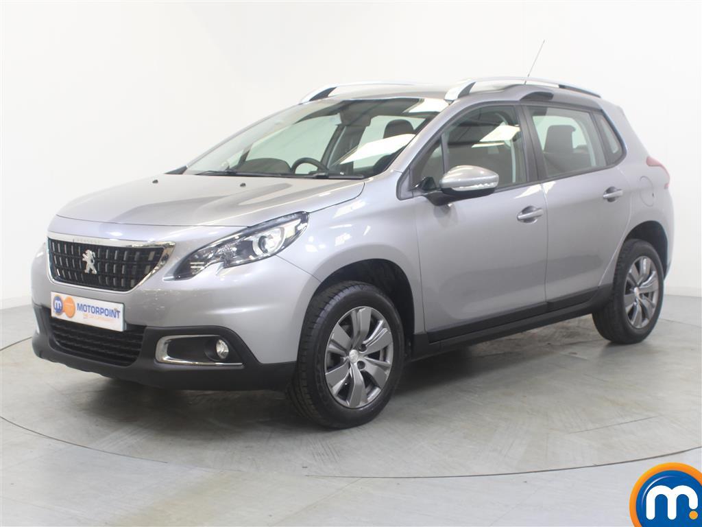 Peugeot 2008 Active - Stock Number (1029807) - Passenger side front corner