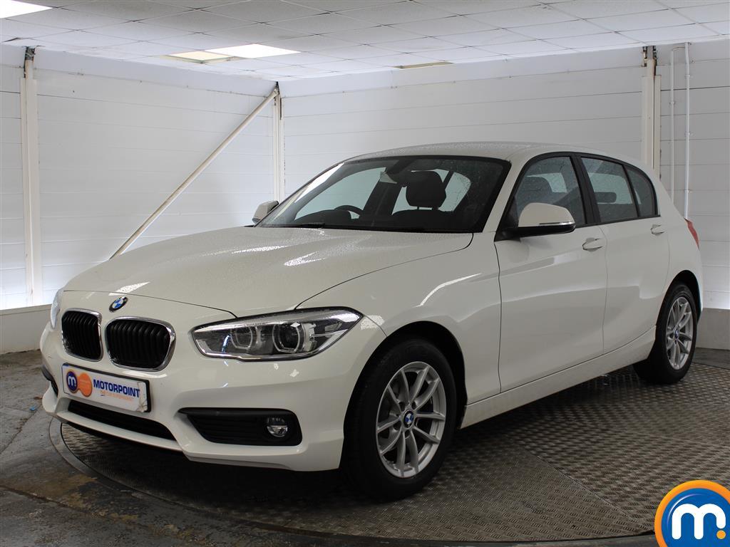 BMW 1 Series SE Business - Stock Number (1031280) - Passenger side front corner