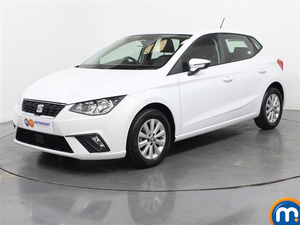 Seat Ibiza SE Technology - Stock Number 1032815 Passenger side front corner