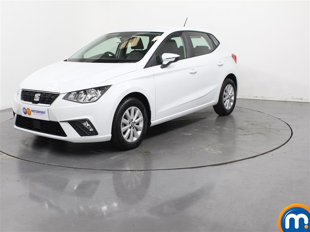 Seat Ibiza SE Technology - Stock Number (1032819) - Passenger side front corner
