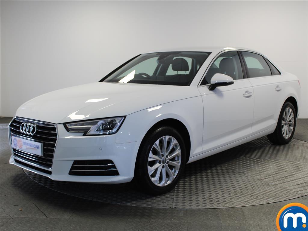 Audi A4 SE - Stock Number (1032673) - Passenger side front corner
