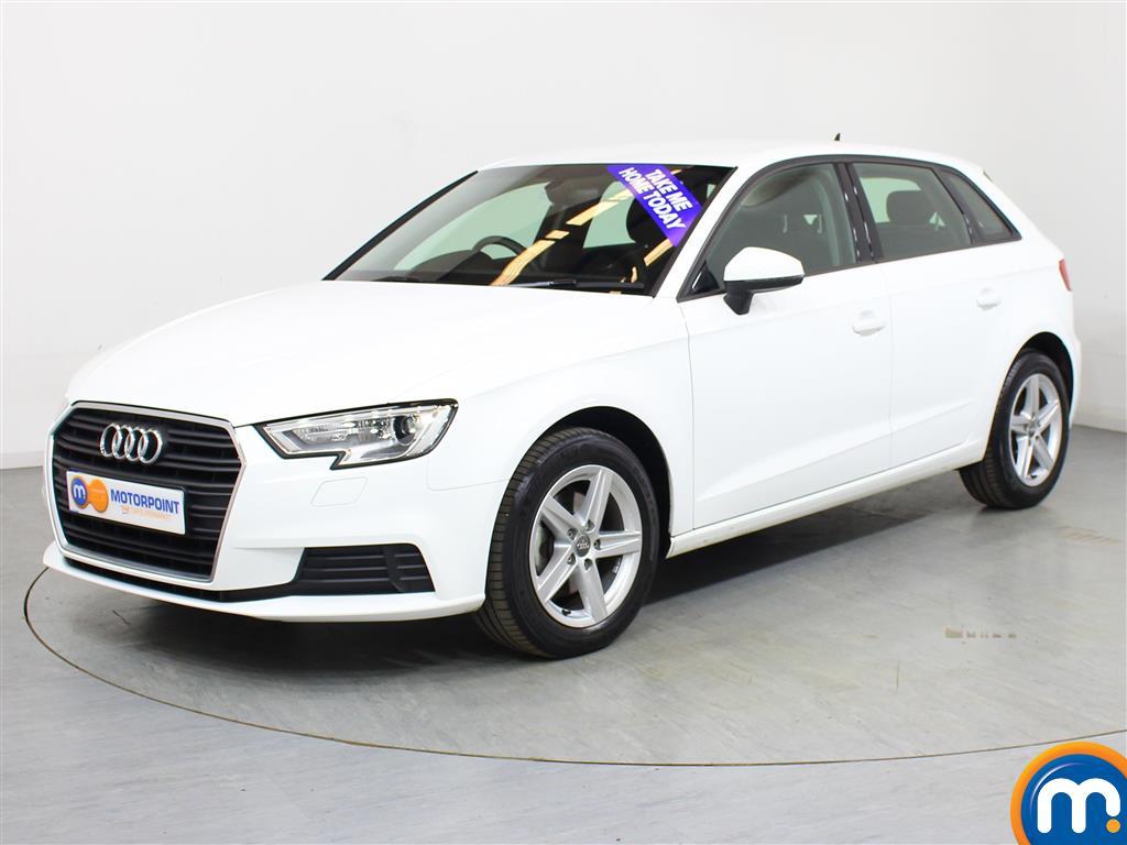 Audi A3 SE Technik - Stock Number (1030774) - Passenger side front corner