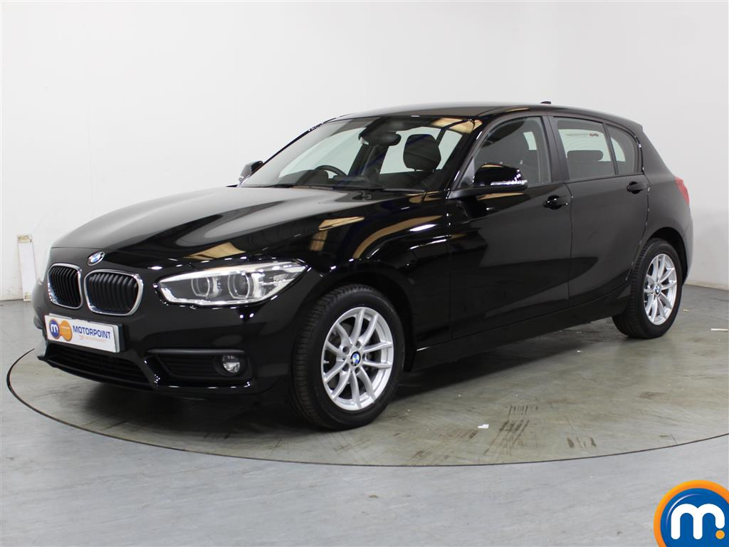 BMW 1 Series SE Business - Stock Number 1030759 Passenger side front corner