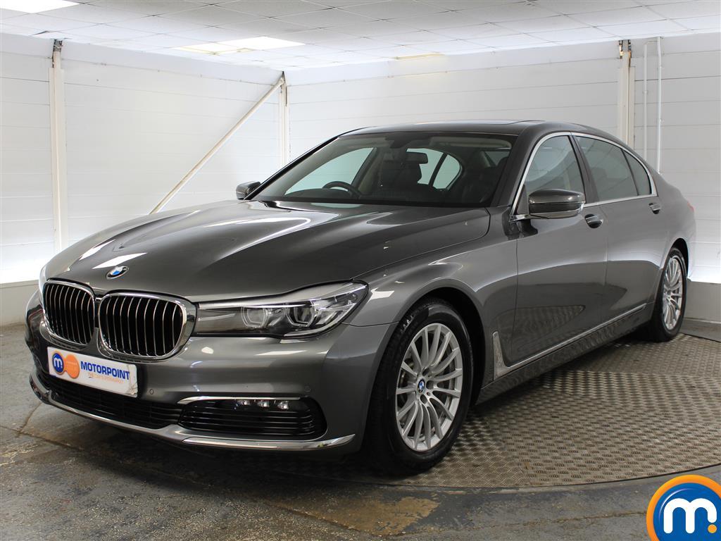 BMW 7 Series 740Li 4dr Auto - Stock Number (1033353) - Passenger side front corner