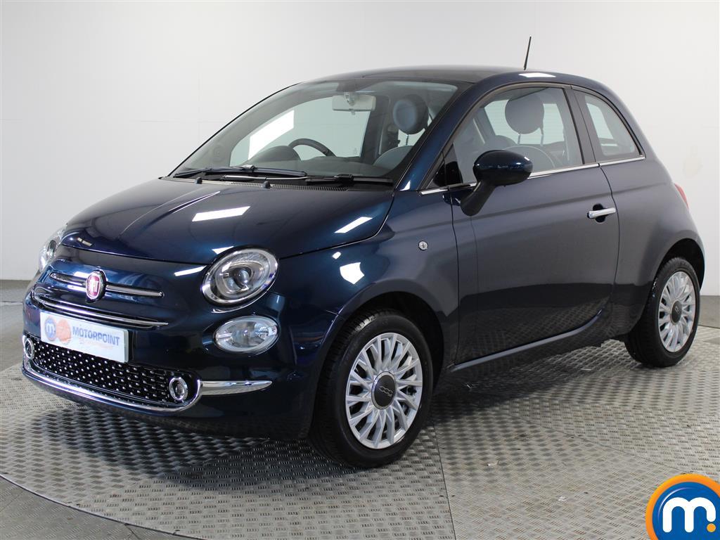 Fiat 500 Lounge - Stock Number (1030489) - Passenger side front corner