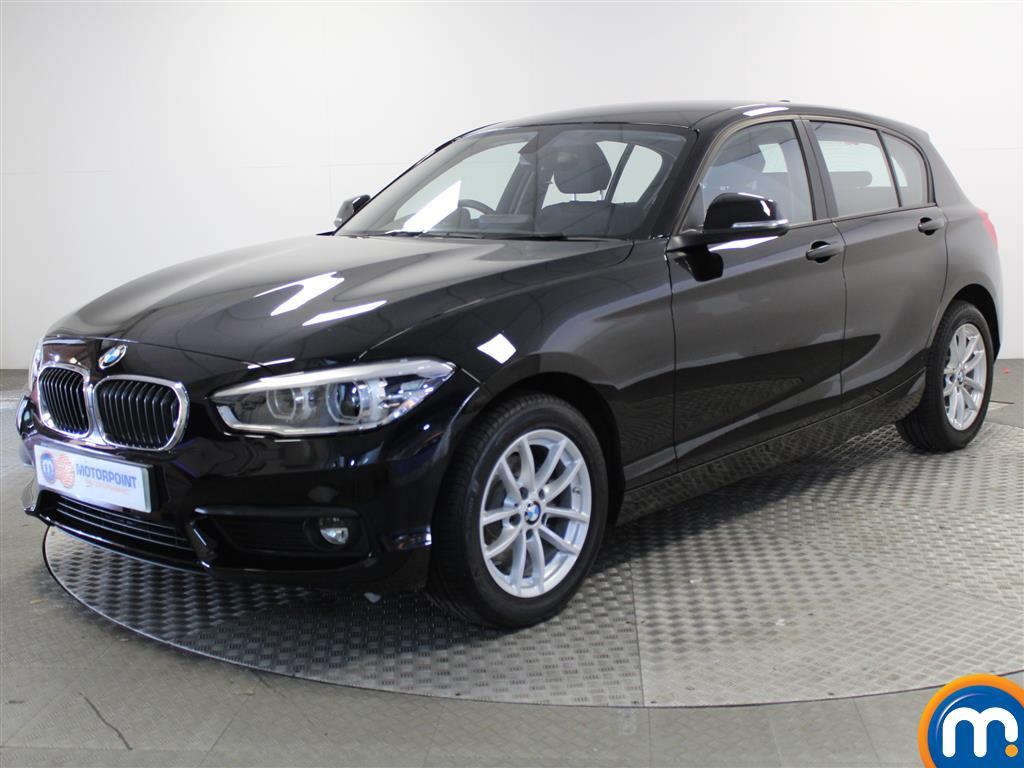 BMW 1 Series SE Business - Stock Number (1030742) - Passenger side front corner
