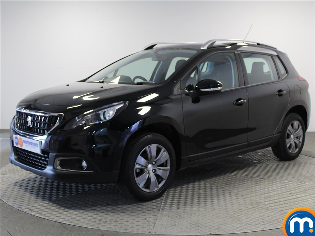Peugeot 2008 Active - Stock Number (1029811) - Passenger side front corner