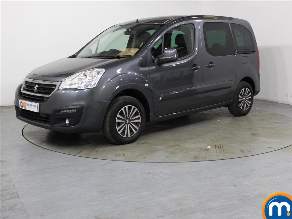 Peugeot Partner Tepee Active - Stock Number (1025081) - Passenger side front corner