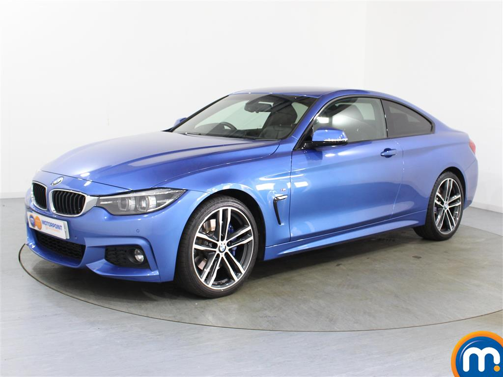 BMW 4 Series M Sport - Stock Number (1027127) - Passenger side front corner