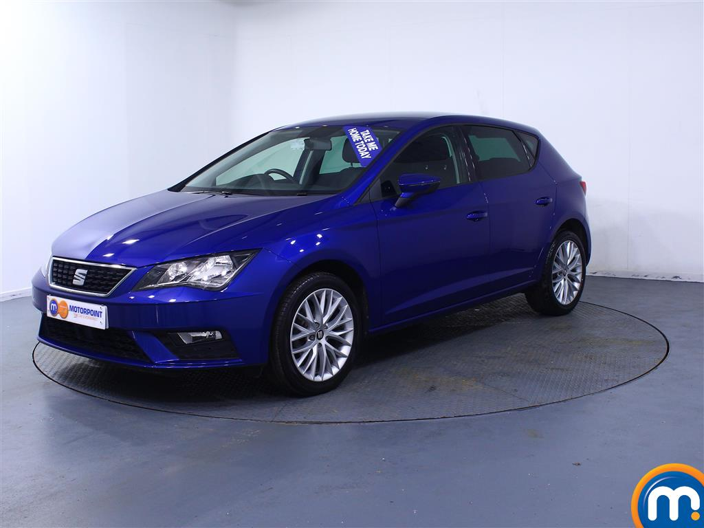 Seat Leon SE Dynamic Technology - Stock Number (1033519) - Passenger side front corner