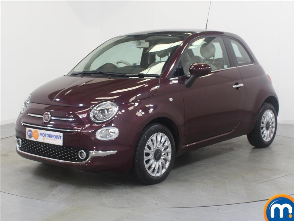 Fiat 500 Lounge - Stock Number (1030478) - Passenger side front corner