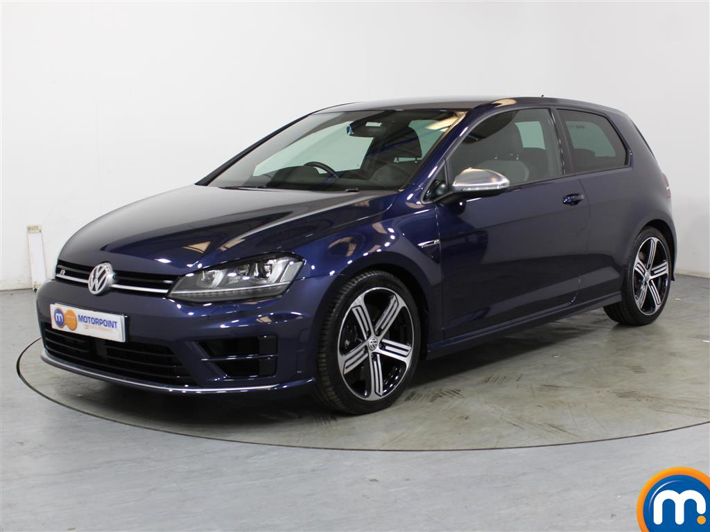 Volkswagen Golf R - Stock Number (1023895) - Passenger side front corner