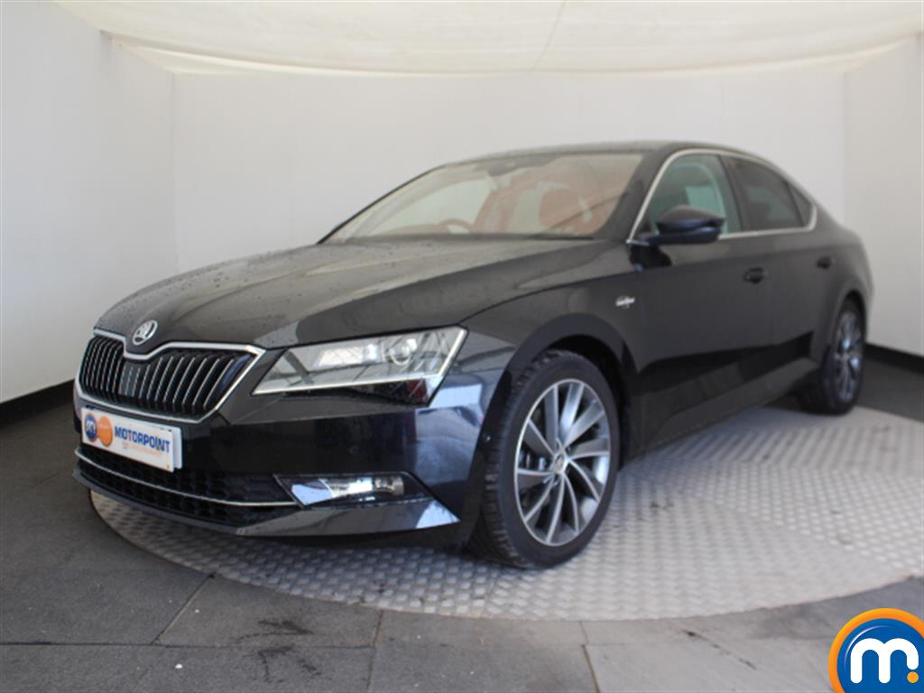 Skoda Superb Laurin -Plus Klement - Stock Number (1032147) - Passenger side front corner