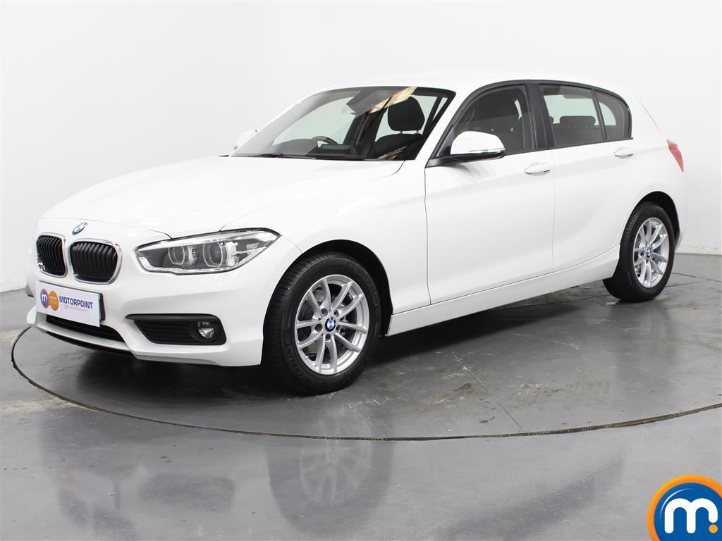 BMW 1 Series SE Business - Stock Number 1032643 Passenger side front corner