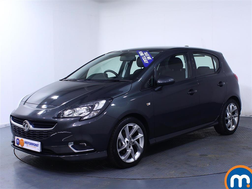 Vauxhall Corsa SRi Vx-line - Stock Number (1032805) - Passenger side front corner