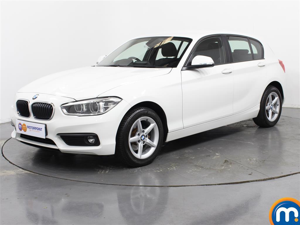 BMW 1 Series SE Business - Stock Number (1025492) - Passenger side front corner