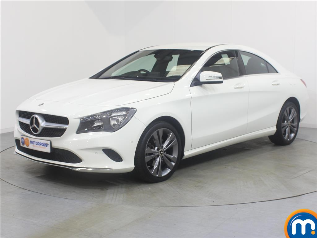 Mercedes-Benz Cla Class Sport - Stock Number (1032236) - Passenger side front corner