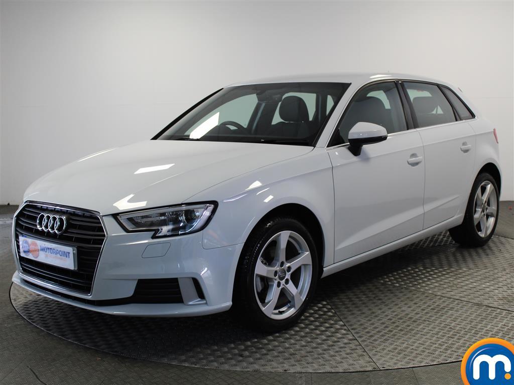 Audi A3 Sport - Stock Number (1030783) - Passenger side front corner