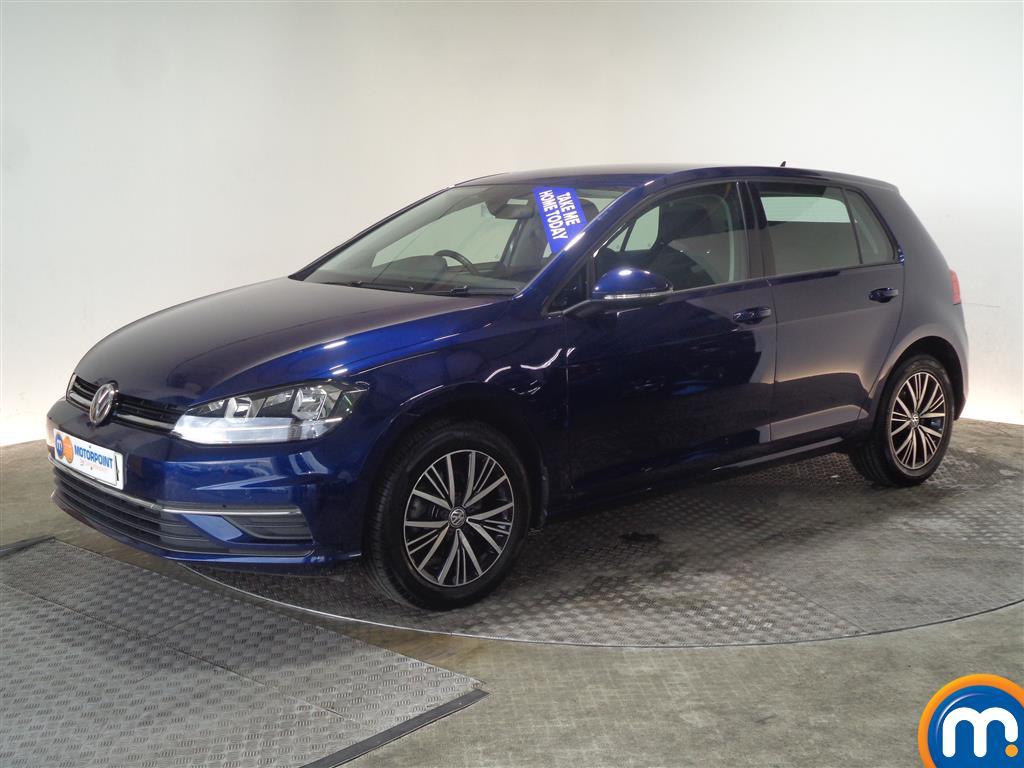 Volkswagen Golf SE - Stock Number (1032181) - Passenger side front corner
