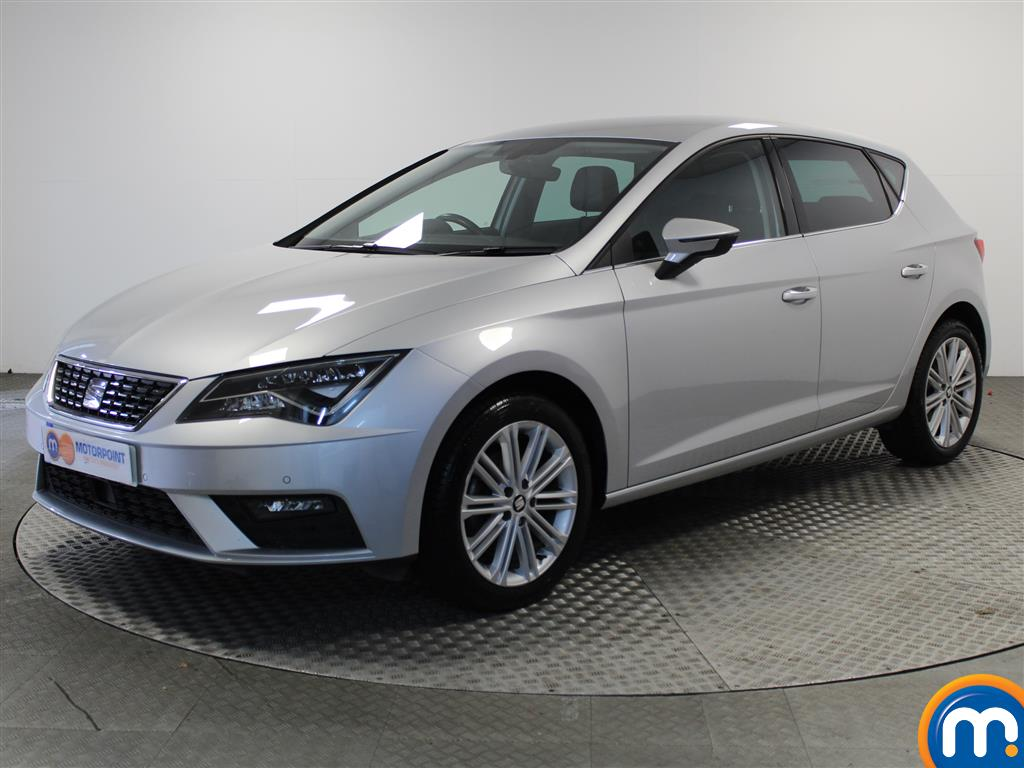 Seat Leon Xcellence Technology - Stock Number (1017791) - Passenger side front corner