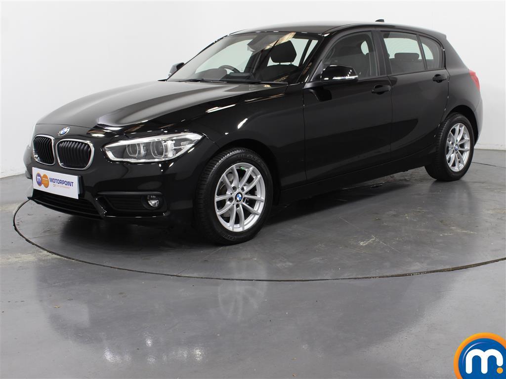 BMW 1 Series SE Business - Stock Number (1027853) - Passenger side front corner