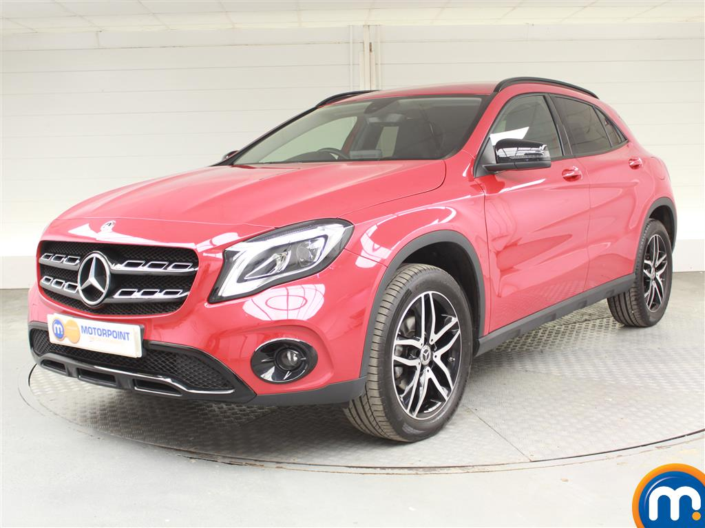 Mercedes-Benz Gla Class Urban Edition - Stock Number (1029517) - Passenger side front corner