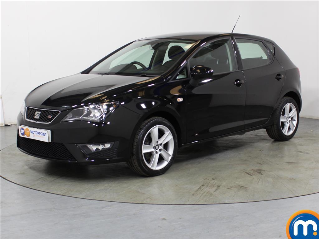 Seat Ibiza FR Technology - Stock Number (1020686) - Passenger side front corner