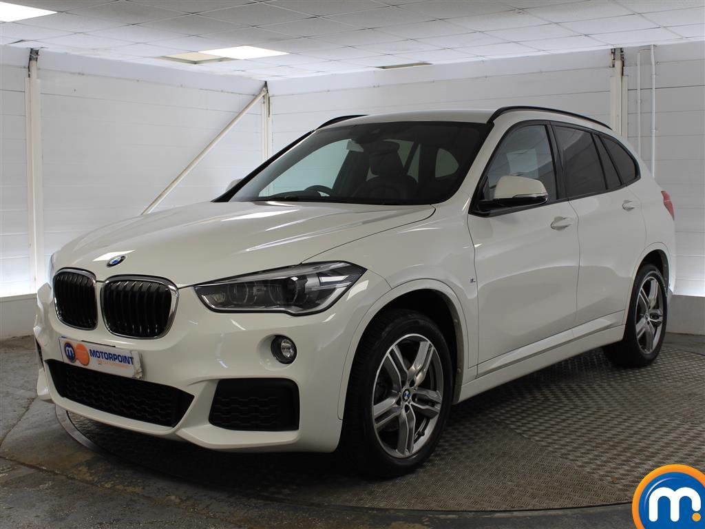 BMW X1 M Sport - Stock Number (1029846) - Passenger side front corner