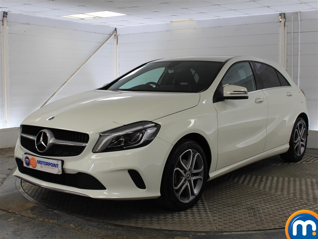 Mercedes-Benz A Class Sport Edition - Stock Number (1034225) - Passenger side front corner