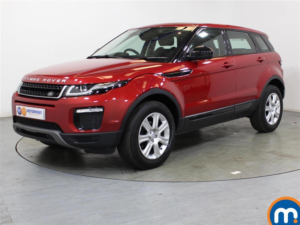 Land Rover Range Rover Evoque SE Tech - Stock Number (1032702) - Passenger side front corner