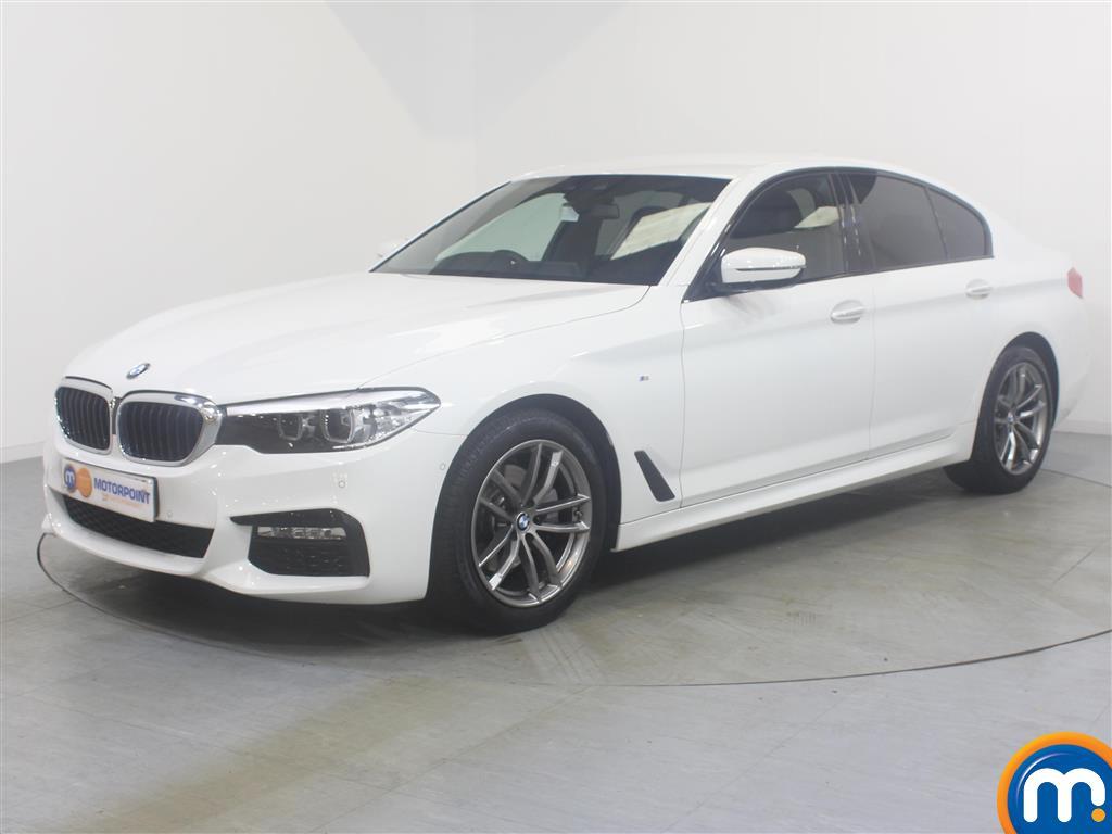 BMW 5 Series M Sport - Stock Number (1033133) - Passenger side front corner