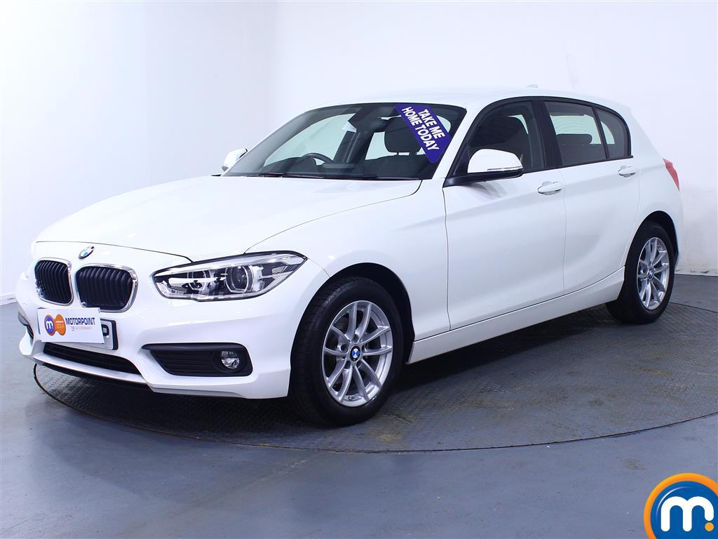 BMW 1 Series SE Business - Stock Number (1027857) - Passenger side front corner