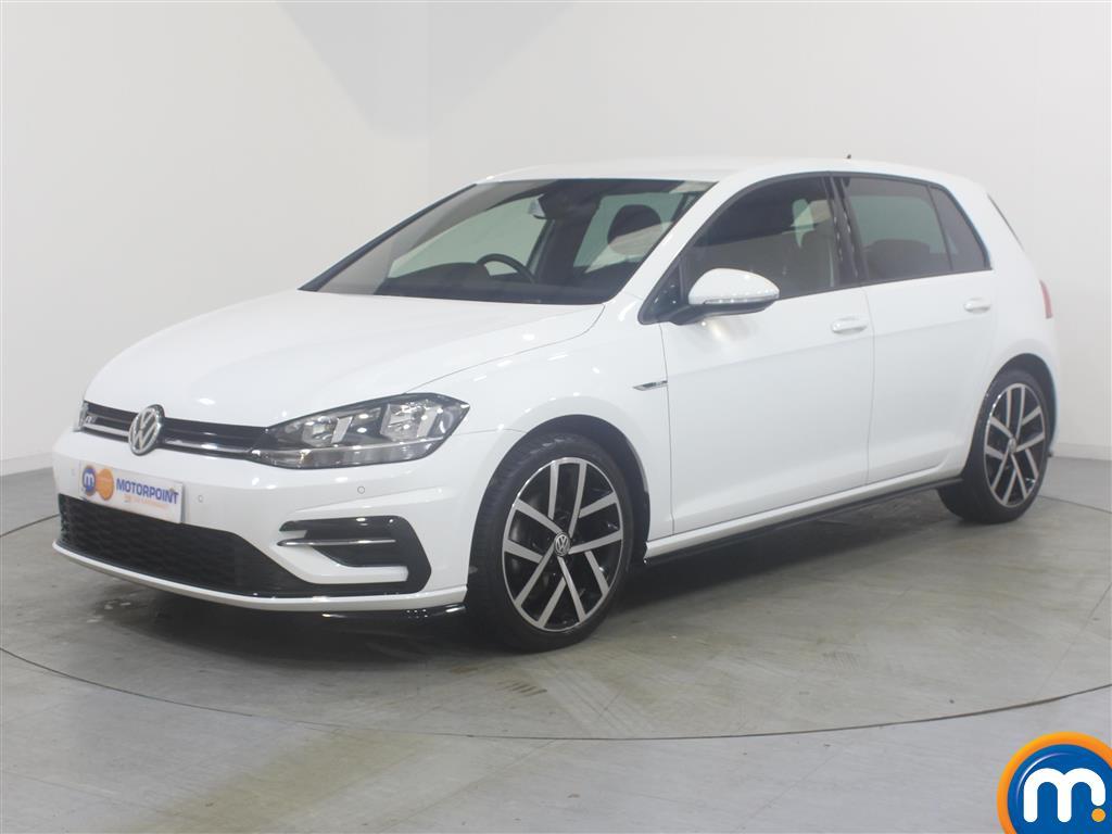 Volkswagen Golf R-Line - Stock Number (1029506) - Passenger side front corner