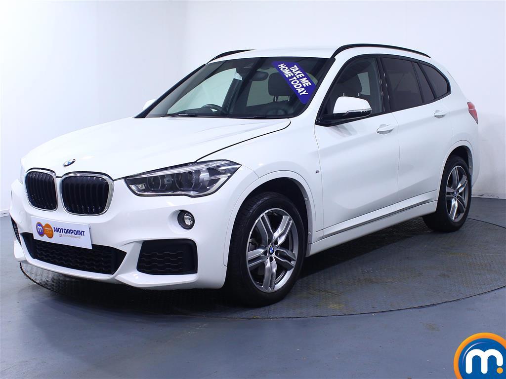 BMW X1 M Sport - Stock Number (1032666) - Passenger side front corner