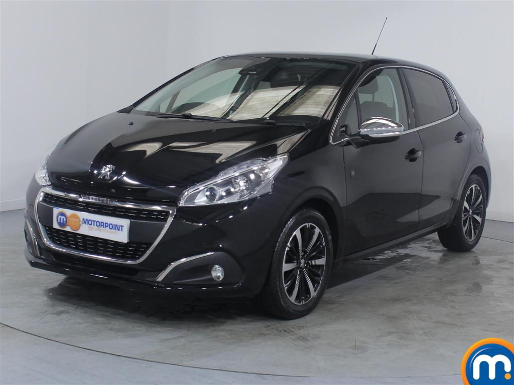 Peugeot 208 Tech Edition - Stock Number (1024585) - Passenger side front corner