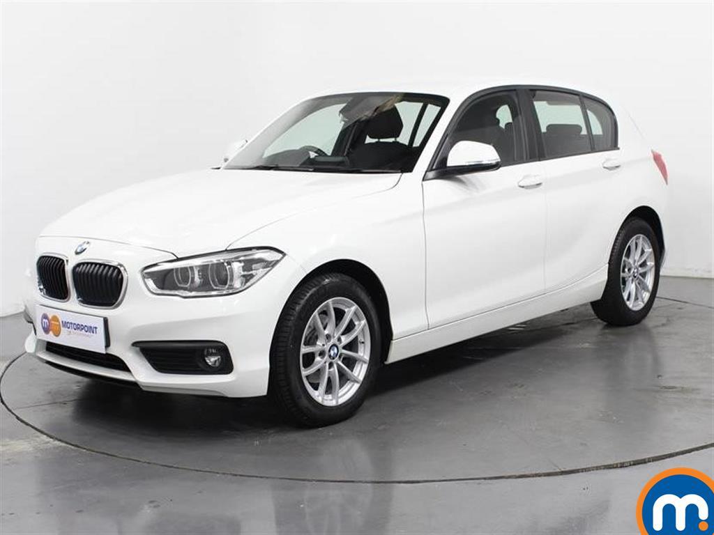 BMW 1 Series SE Business - Stock Number 1030750 Passenger side front corner