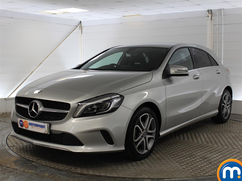 Mercedes-Benz A Class Sport Edition - Stock Number (1034338) - Passenger side front corner