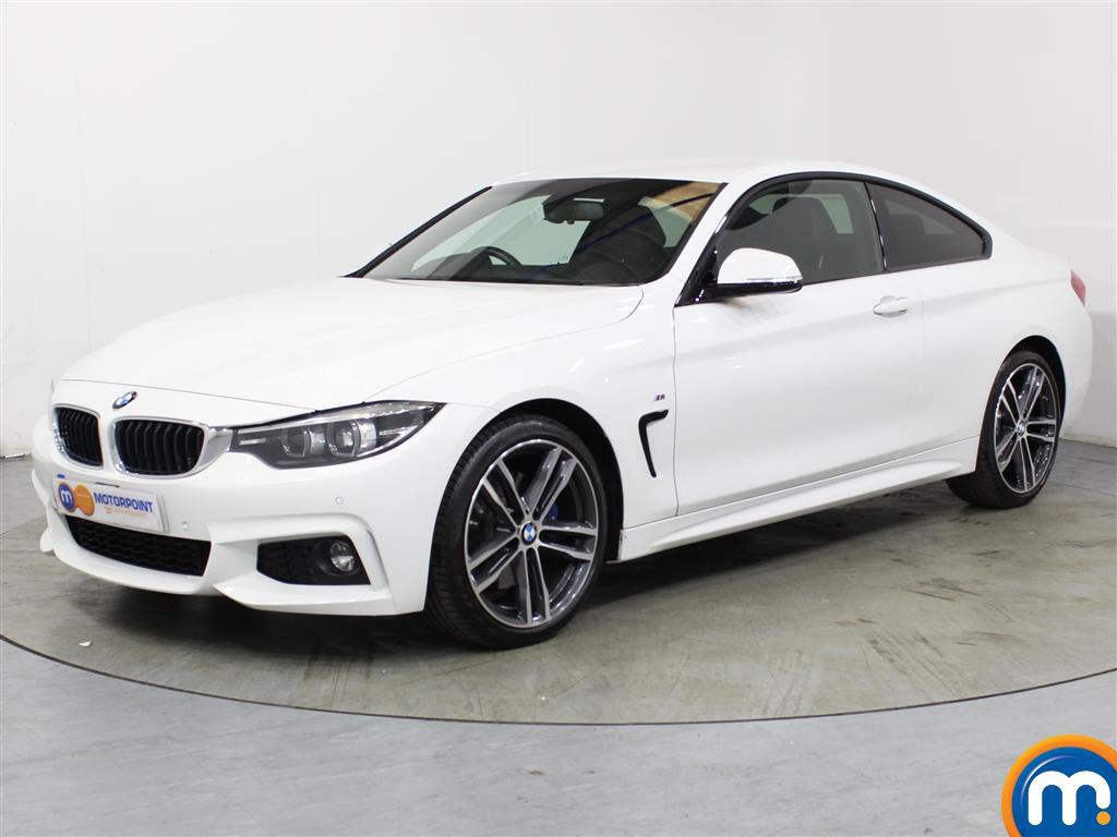 BMW 4 Series M Sport - Stock Number (1028225) - Passenger side front corner