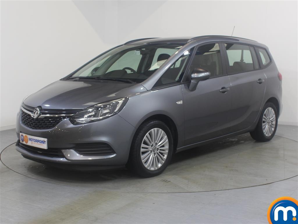 Vauxhall Zafira Design - Stock Number (1028631) - Passenger side front corner