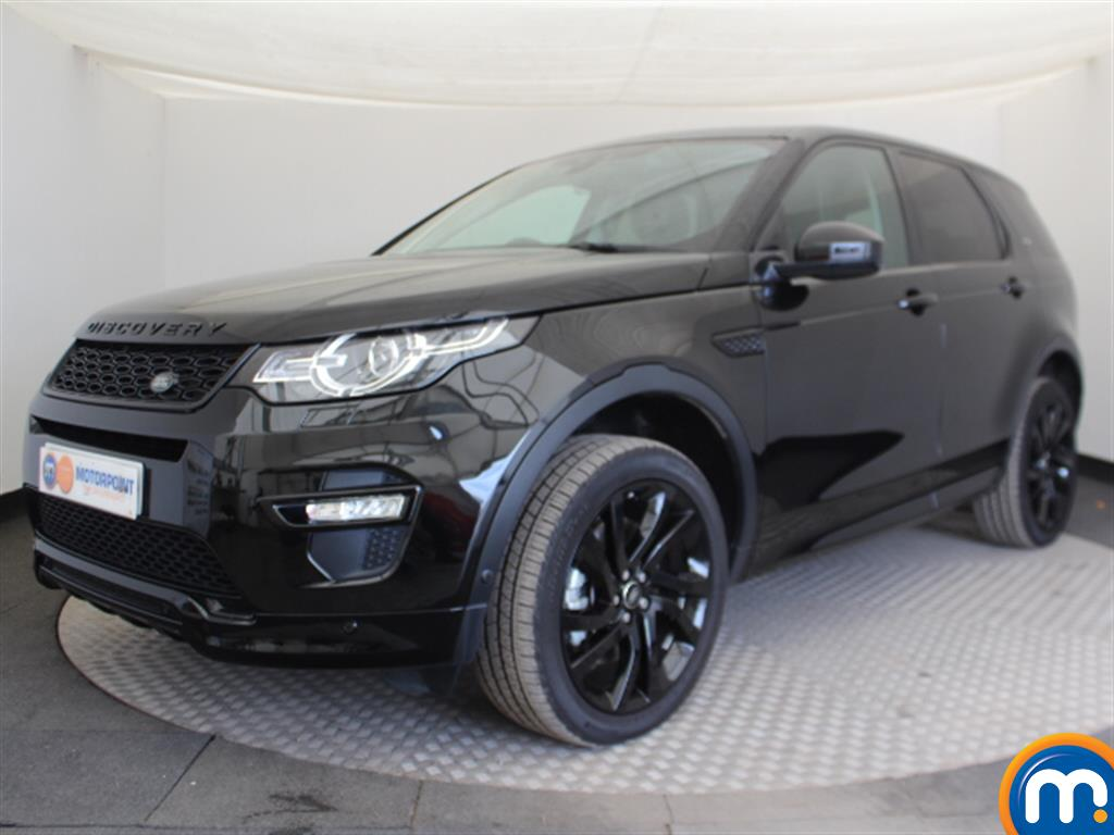 Land Rover Discovery Sport HSE Dynamic Luxury - Stock Number (1033156) - Passenger side front corner