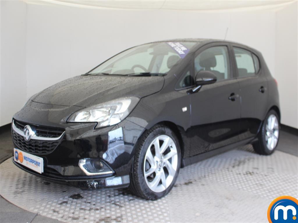 Vauxhall Corsa SRi Vx-line - Stock Number 1033486 Passenger side front corner