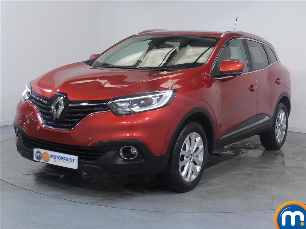 Renault Kadjar Dynamique Nav - Stock Number (1013523) - Passenger side front corner