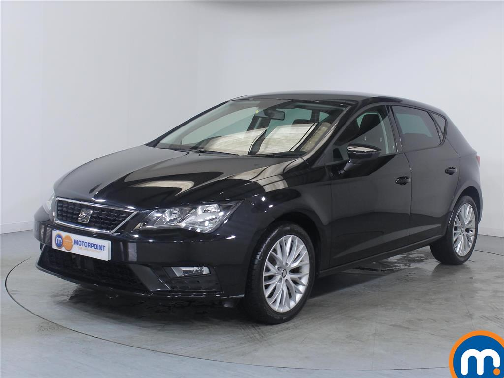 Seat Leon SE Dynamic Technology - Stock Number (1027344) - Passenger side front corner