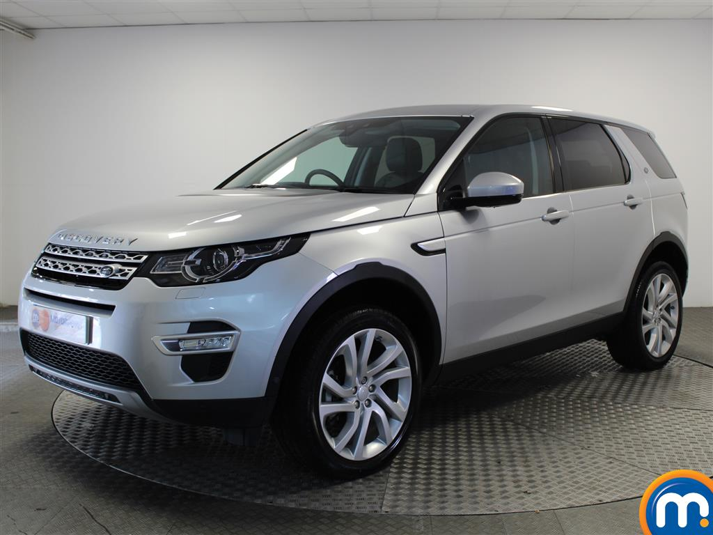 Land Rover Discovery Sport HSE Luxury - Stock Number (1031708) - Passenger side front corner