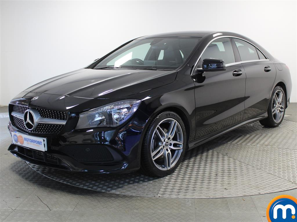 Mercedes-Benz Cla Class AMG Line Edition - Stock Number (1034155) - Passenger side front corner