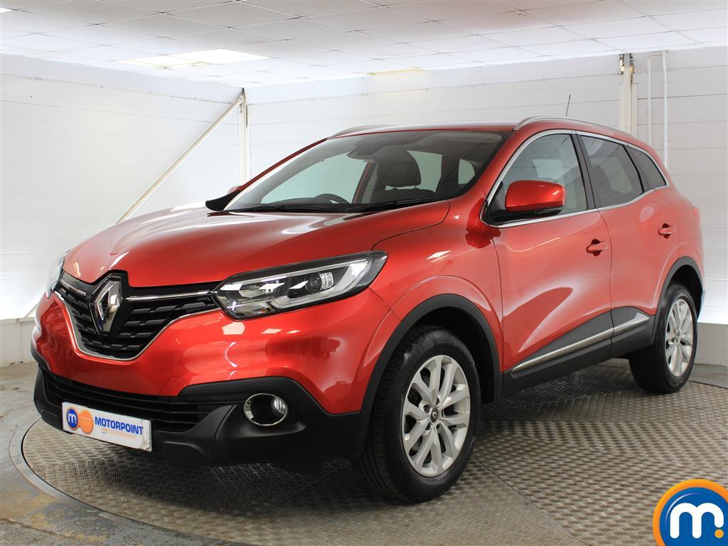 Renault Kadjar Dynamique Nav - Stock Number (1034992) - Passenger side front corner