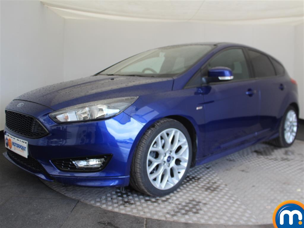 Ford Focus ST-Line - Stock Number (1023817) - Passenger side front corner